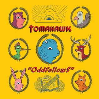 "File:Cover art for Tomahawk's album ""Oddfellows"".jpg"