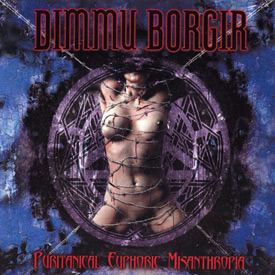 <i>Puritanical Euphoric Misanthropia</i> 2001 studio album by Dimmu Borgir