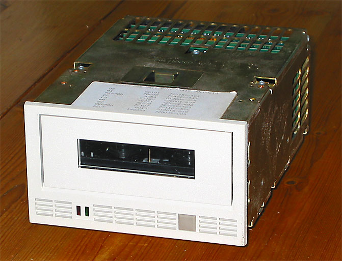 EXABYTE 8205 TAPE DRIVE DRIVER FOR PC