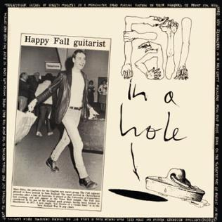 <i>Fall in a Hole</i> 1983 live album by The Fall
