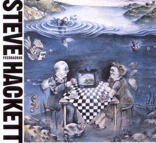 <i>Feedback 86</i> 2000 studio album by Steve Hackett