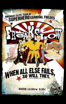 Freak Show (TV series)...H Jon Benjamin