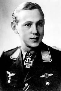 Friedrich Körner German flying ace