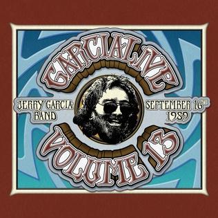 <i>Garcia Live Volume 13</i> 2020 live album by Jerry Garcia Band