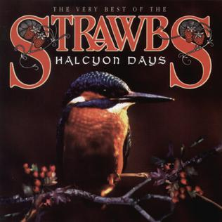 <i>Halcyon Days</i> (Strawbs album) 1997 compilation album by Strawbs