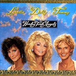 <i>Honky Tonk Angels</i> 1993 studio album by Dolly Parton, Loretta Lynn and Tammy Wynette