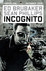 Cover of Incognito 1 (Jan, 2008).Art by Sean Phillips.