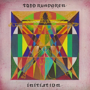<i>Initiation</i> (Todd Rundgren album) album by Todd Rundgren
