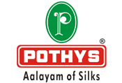 It's the actual logo of Pothys.png