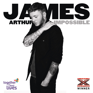 James Arthur — Impossible (studio acapella)