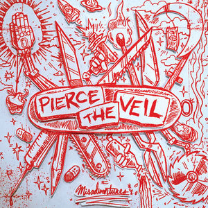 <i>Misadventures</i> (Pierce the Veil album) 2016 studio album by Pierce the Veil