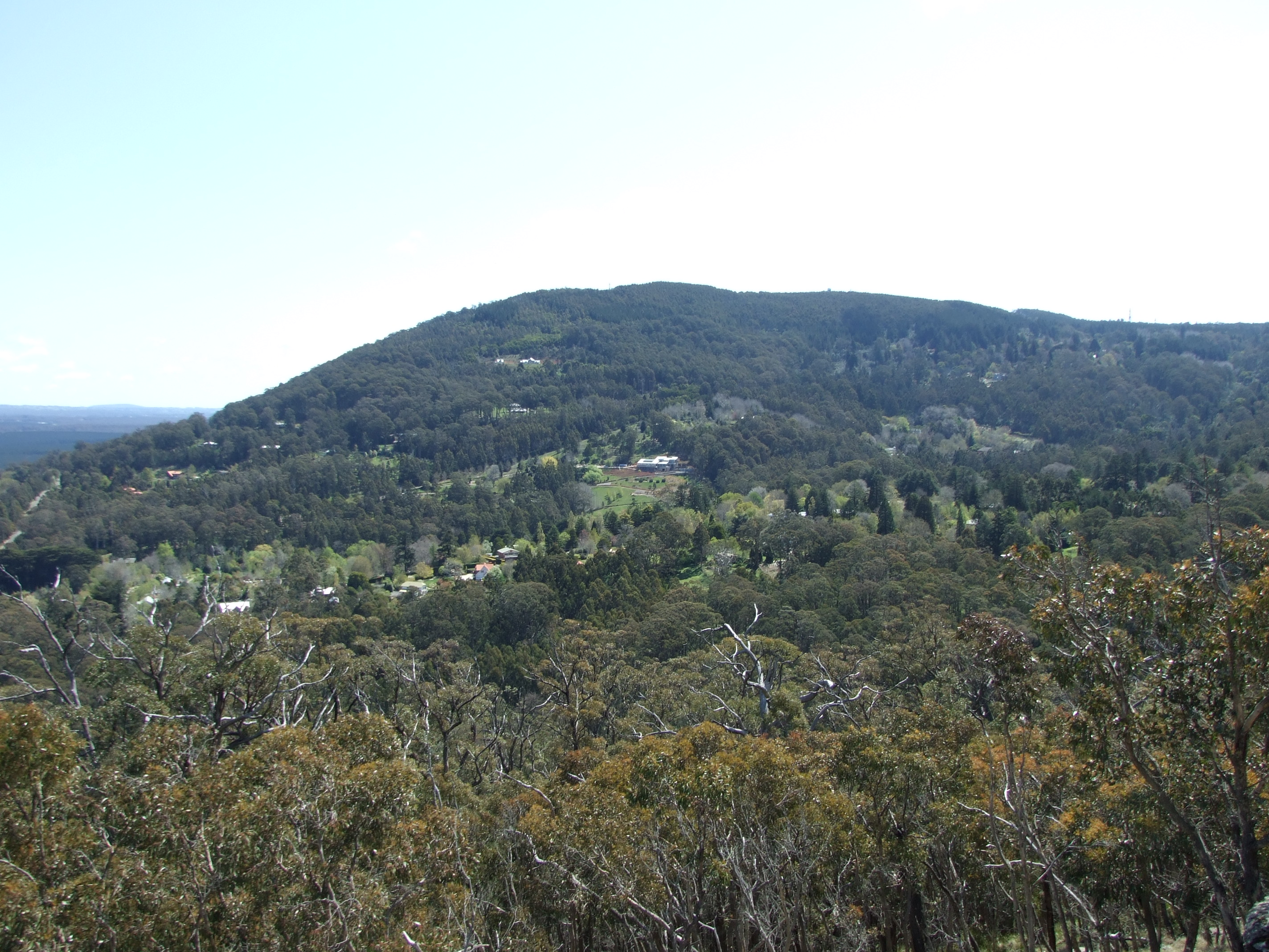 Mount macedon australia