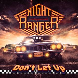 <i>Dont Let Up</i> (album) 2017 studio album by Night Ranger