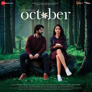 <i>October</i> (soundtrack) 2018 soundtrack album
