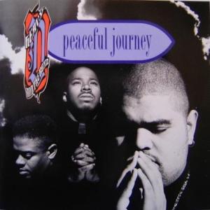 <i>Peaceful Journey</i> 1991 studio album by Heavy D & the Boyz