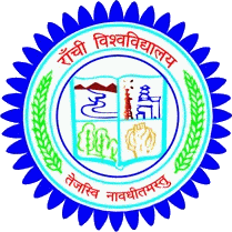Image result for ranchi university logo