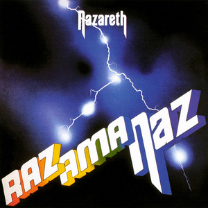 <i>Razamanaz</i> 1973 studio album by Nazareth