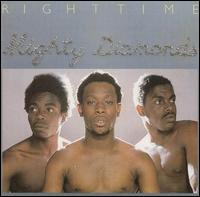 <i>Right Time</i> 1976 studio album by Mighty Diamonds