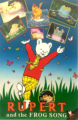 Rupert and the Frog Song - Wikipedia
