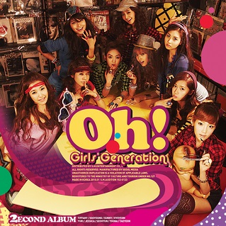 Oh! (Girls' Generation album) - Wikipedia
