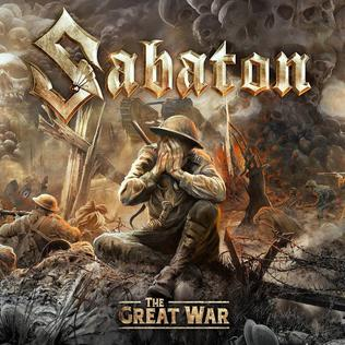 <i>The Great War</i> (Sabaton album) 2019 studio album by Sabaton