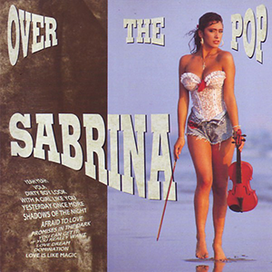 <i>Over the Pop</i> 1991 studio album by Sabrina