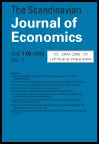 <i>The Scandinavian Journal of Economics</i> journal
