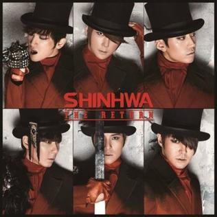 <i>The Return</i> (Shinhwa album) 2012 studio album by Shinhwa