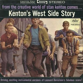 <i>Kentons West Side Story</i> 1961 studio album by Stan Kenton