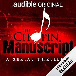 The Chopin Manuscript book by Jeffery Deaver
