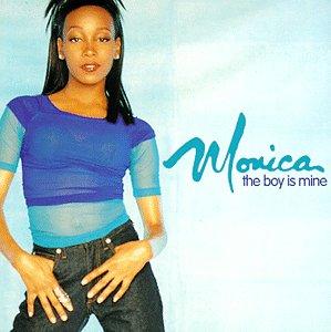 <i>The Boy Is Mine</i> (album) 1998 studio album by Monica