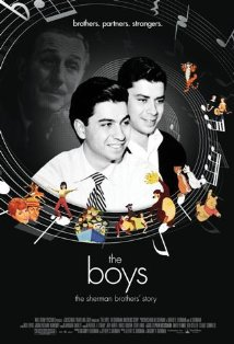 The Boys: The Sherman Brothers' Story (2009) movie poster