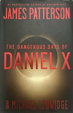 Picture of a book: Daniel X