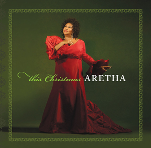 This Christmas, Aretha artwork