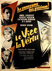 1963 film by Roger Vadim
