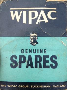 What Is A Spark Plug >> Wipac - Wikipedia