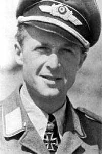 Wolf-Dietrich Wilcke German officer and fighter pilot during World War II