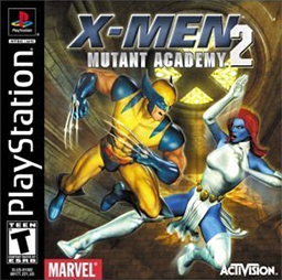 X-Men - Mutant Academy 2 Coverart.png
