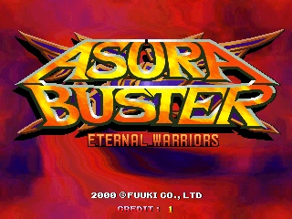 Picture of a game: Asura Buster