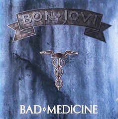 Bon Jovi - Bad Medicine  (studio acapella)