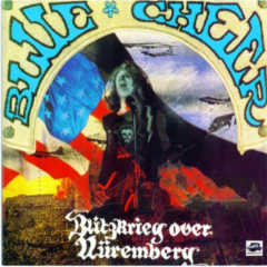 <i>Blitzkrieg Over Nüremberg</i> 1989 live album by Blue Cheer
