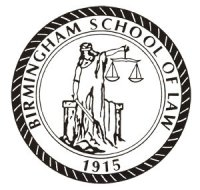 Seal of the Birmingham School of Law