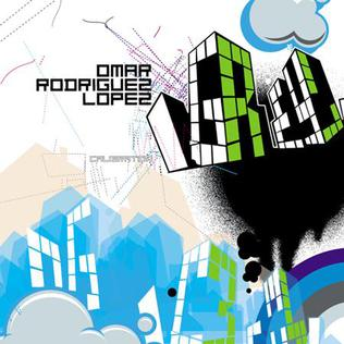 <i>Calibration (Is Pushing Luck and Key Too Far)</i> 2007 studio album by Omar Rodríguez-López