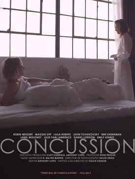 Concussion - from banging my head against the wall
