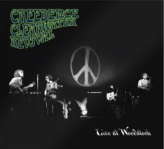 Live at Woodstock (Creedence Clearwater Revival album