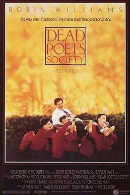 Picture of a movie: Dead Poet Society