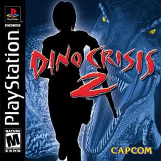 Download Dino Crisis 2 – PS1
