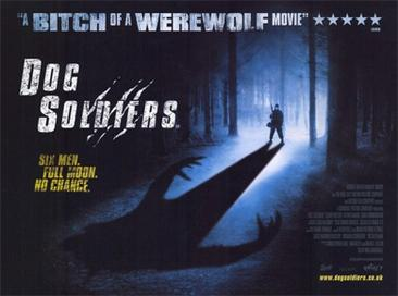 Dog Soldiers (2002) movie poster