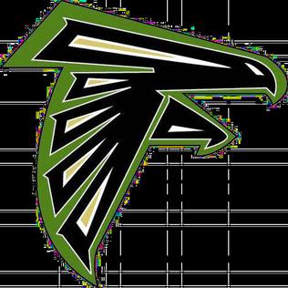 Falcons Logo Falcon High School - W...