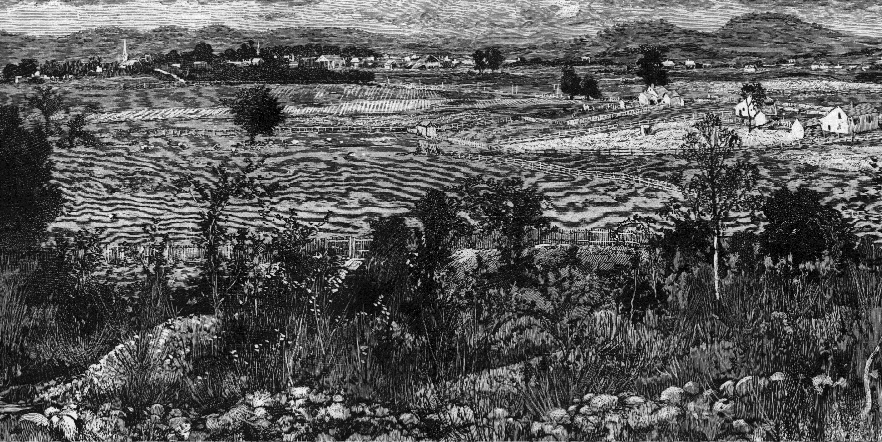 Battle of Franklin 1864  Wikipedia